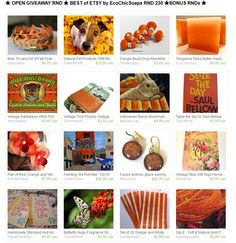 ★ OPEN GIVEAWAY RND ★ BEST of ETSY by EcoChicSoaps RND 230 ★BONUS RNDs ★  Please join us at  http://www.etsy.com/treasury/MTI4MzMwMjh8MjcyMjgyMDIzNA/open-giveaway-rnd-best-of-etsy-by