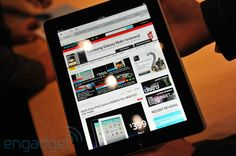 New iPad 2 Hands On