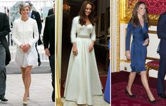 Looks Kate Middleton, Bridesmaid Dresses, Wedding Dresses, Her Hair, Love Her, Formal Dresses, My Style, Fashion, Bridal Dresses