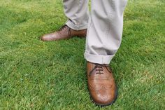 Shoes galore in the Spring Summer collection from Wyatt Shoe Shop - Brogues from £49.99 http://www.wyattshoeshop.co.uk