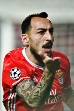@Benfica #Mitroglou #Glorioso #SLB #Benfica #UCL #9ine Benfica Wallpaper, Real Madrid, Portugal, Grande, Canoeing, Football Players, Stars, Volleyball