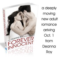 Book FOREVER INNOCENT is a new adult contemporary romance about a couple who reunites in college four years after the death of their seven-day-old baby.