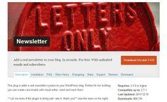 35+ Top WordPress Newsletter Plugins