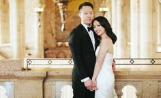 One Couple's Classic Spring Wedding in Brooklyn!