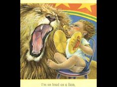 Fierce as a lion: teaching similes