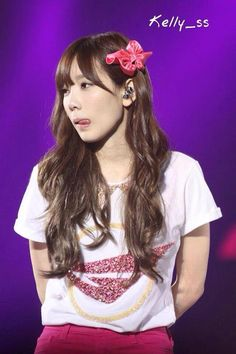 Taeyeon cute