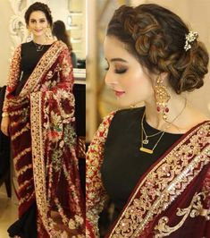 8 dresses Aiman Khan wore on her Wedding functions Beautiful Pakistani Dresses, Pakistani Dresses Casual, Pakistani Wedding Outfits, Pakistani Dress Design, Pakistani Clothing, Indian Dresses, Bridal Mehndi Dresses, Hijab Wedding Dresses, Bridal Dress Design