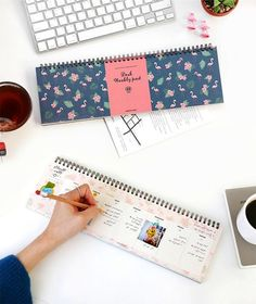 The Pieces of Moment Weekly Scheduler is one of many adorable and functional products in the MochiThings collection.