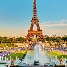 Romantiek in Parijs