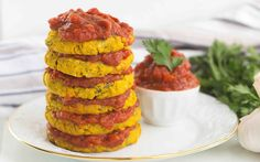 <p>Spiced with cumin, turmeric, and aromatics like onion and garlic, these protein-packed patties are warm, flavorful, and herby.</p>