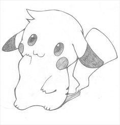 cute easy drawings of pikachu wallpapers imggen imggen