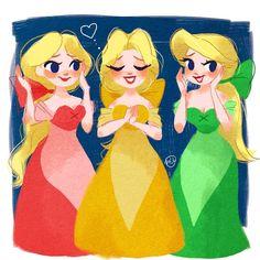 Gaston's Girls
