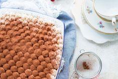 The easiest dessert for Christmas Dutch Recipes, Dog Food Recipes, Tiramisu, Christmas Desserts, High Tea, Easy Desserts, Nom Nom, Caramel, Pasta