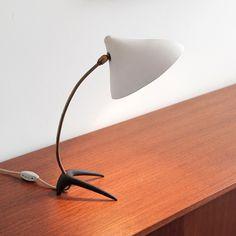 City Furniture 1950S Desk Lamp Italian via Nuji.com