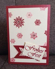 Mal wieder basteln #basteln #loveit #lieblingshobby #weihnachten #chrismas #sizzix #bigshot #karten #zumverkauf