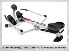 NEW Stamina Body Trac Glider 1050 Rowing Machine Exercise Workout Fitness Gym Home Gym Equipment, No Equipment Workout, Fitness Equipment, Training Equipment, Home Rowing Machine, Exercise Machine, Get Thin, Rowing Machines, Elliptical Machines
