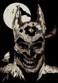 Batman+skull+by+Sketch252.deviantart.com+on+@deviantART