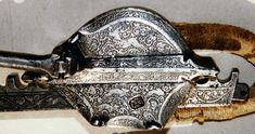Detail on the cranequin for a medieval crossbow.  Ethnographic Arms & Armour - A unique crossbow collection