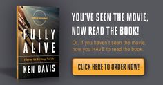 Ken Davis - Fully Alive - Order the Book