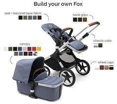 Construye tu propio Bugaboo Fox