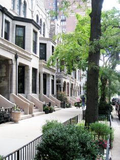 Streets That Are in Neighborhoods in Chicago