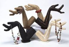 Perfect for a jewelry lover: See at www.mannequinmadness.com