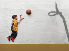 Stricken boy's dream comes true, thanks to clever photographer