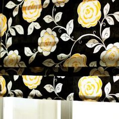 DIY Functional and Stylish Window Shade - Quick Roman Style Shade made from cheap mini-blinds.
