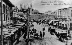 Old Damascus, Syria :: Black and White Photos: 90 years ago