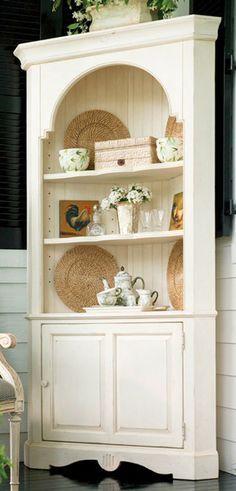 Amish 2Door Corner Hutch New Corner Hutch Cabinet For Dining Room Inspiration Design