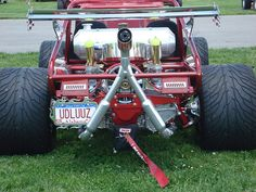 VW Air-cooled Funfest 2008 - Dune Buggy