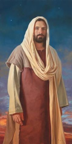Jesus Our Savior, Jesus Art, Jesus Is Lord, Jesus Photo, Pictures Of Jesus Christ, Our Father In Heaven, Lds Art, Jesus Painting, In Christ Alone