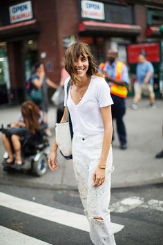 The Sartorialist / On the Street…Keeping Cool, New York  // #Fashion…