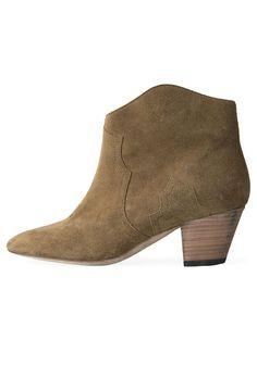 Isabel Marant / Dicker Boots in khaki