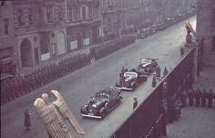 State funeral of Ernst Udet on November 22nd, 1941