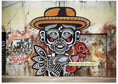 """Image Spark - Image tagged """"day of the dead"""", """"street art"""" - michaelater"""
