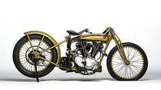 1925 Harley-Davidson Knuth Special Factory Racer