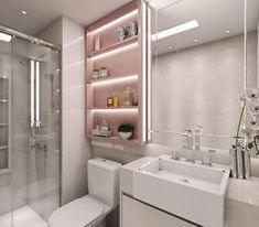 16 Ideas Bathroom Design Vintage Cabinets For 2019 Home Room Design, Interior Design Living Room, House Design, Bathroom Design Luxury, Dream Rooms, House Rooms, Bathroom Inspiration, Small Bathroom, Master Bathroom