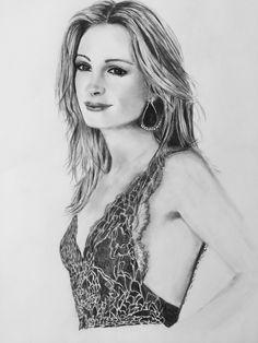 Graphite pencil illustration Pencil Illustration, Graphite, Camisole Top, Tank Tops, Women, Fashion, Graffiti, Moda, Halter Tops