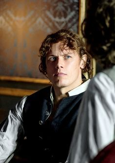 "outlander-news: "" Jamie Fraser 