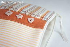 Sriped patch pochette closure | Flickr – Condivisione di foto!