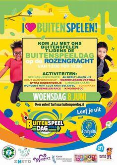 Buitenspeeldag Rozengracht, 8 juni 2016