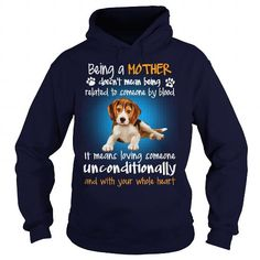 Beagle Being A Mother Beagle Dog #Beagle