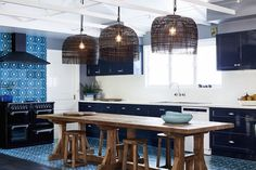 From cozy and rustic to bold and blue, here are 10 Australian kitchens that show the best of Down Under design.