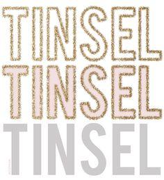 Tinsel Brushes
