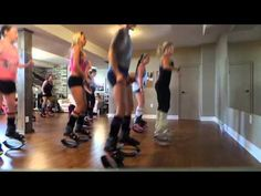 Kangoo with Becky - Fire Burning on The Dance Floor - YouTube