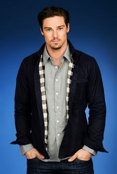 """Jay Ryan - The lady-killer of the CW's """"Beauty and the Beast."""" If you don't watch the show, then you should start."""