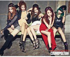 4minute : Jihyun, Gayoon, Jiyoon et Sohyun quittent la CUBE Entertainment, quels sont leurs projets ?