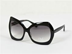 DVF Black #Sunglasses On Sale