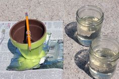 DIY: Citronella Candle